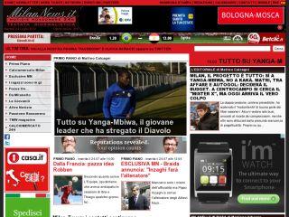 Milan News Ultime Notizie Milan Calcio