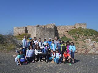 Visita a ALARCOS, parque arqueológico