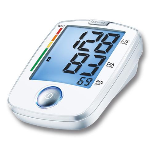 overarm beurer bm blodtryksmaaler