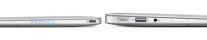 صور MacBook Air الجديد