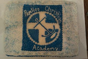 Christian Academy Cake