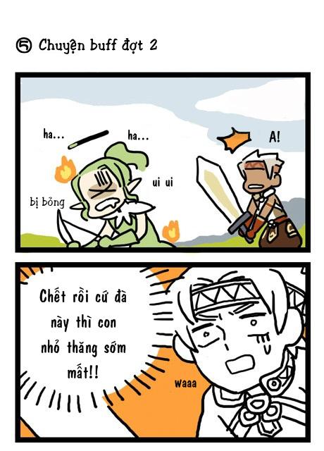 Dragon Nest Random Scribbles chap 9 - Trang 13