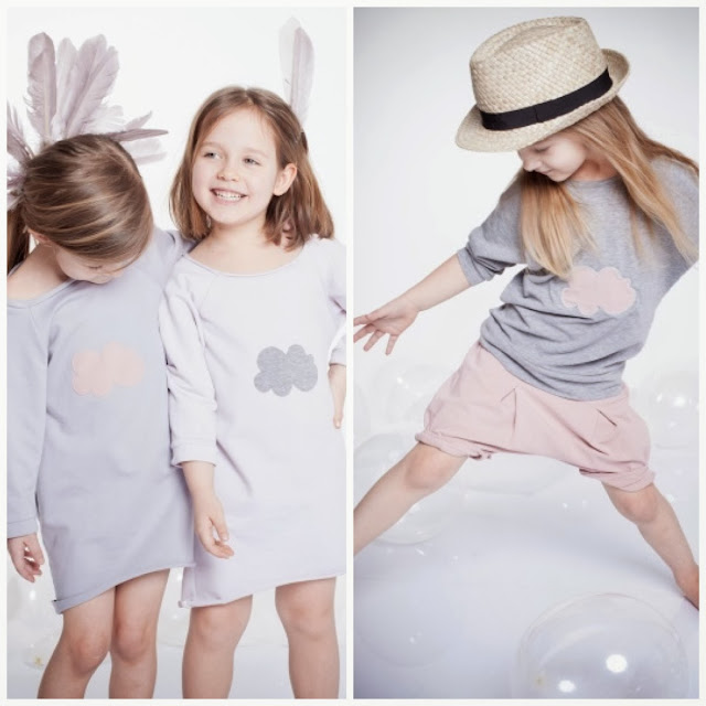 Moda Infantil Internacional: Kids On the Moon