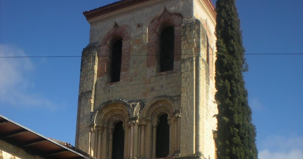 Canecillos y arquivoltas: San Juan de los Caballeros, Segovia