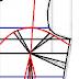 Como hacer un  escote strapless en forma de corazon