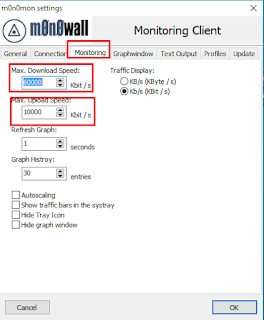 Monitoring trafik pada Interface Mikrotik secara Realtime