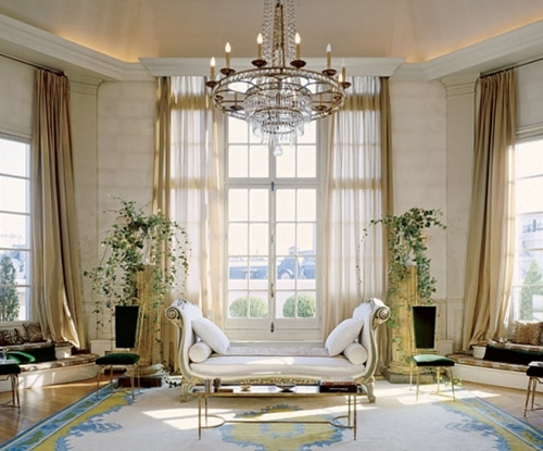 Interior Design Ideas Decorating Galleries: Chic Paris Apartments