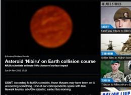"""METEO TEAM : Notizia choc della CNN: """"Un asteroide ci ..."""