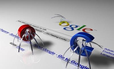 cara agar artikel baru blog cepat terindeks google