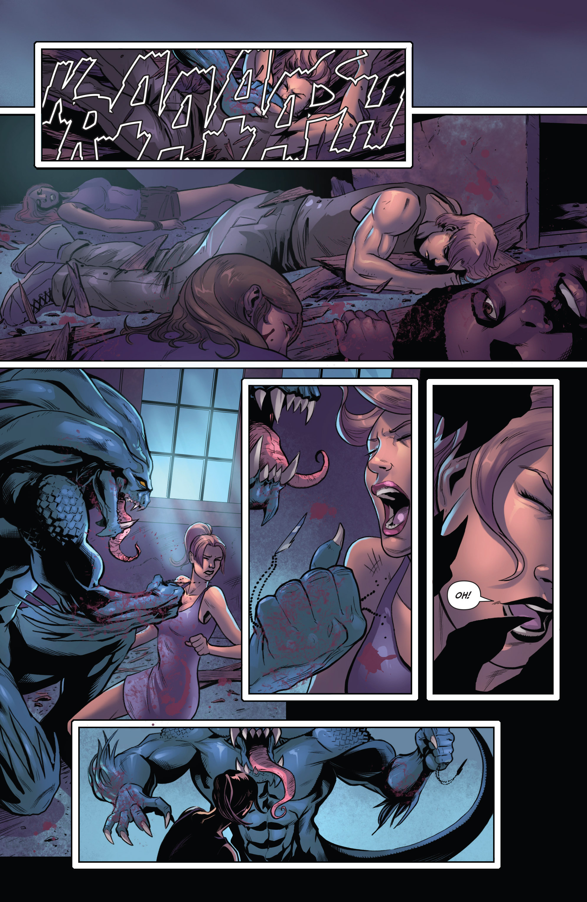 Grimm Fairy Tales (2005) Issue #109 #112 - English 19