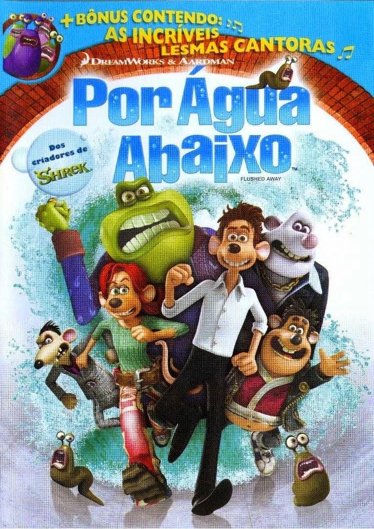 Por Água Abaixo – Dublado (2006)