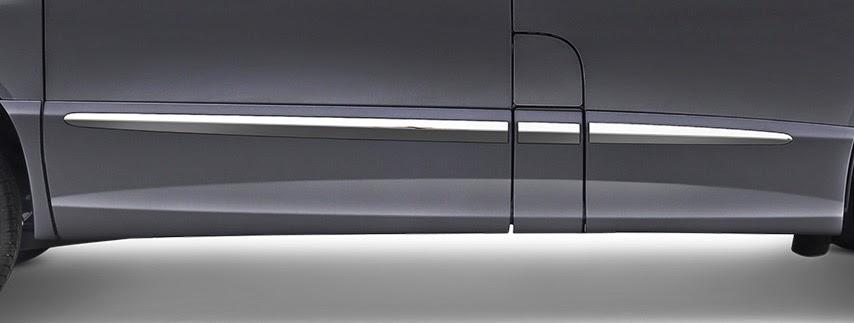 Daihatsu Luxio Samping