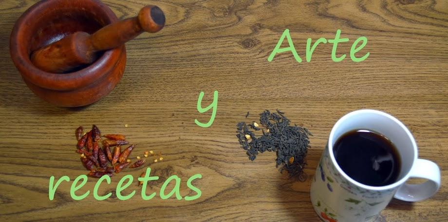 Arte y Recetas