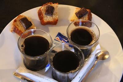 Café de puchero en Finca Santiago. Blog Esteban Capdevila
