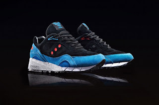 "Saucony x Footpatrol Shadow 6000 ""Only in Soho"""