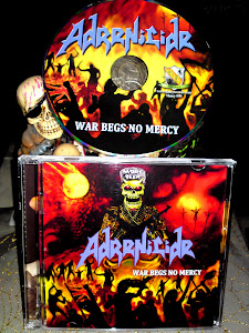ADRENICIDE''war begs no mercy''