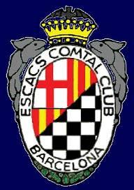 Escudo del Ajedrez Condal Club