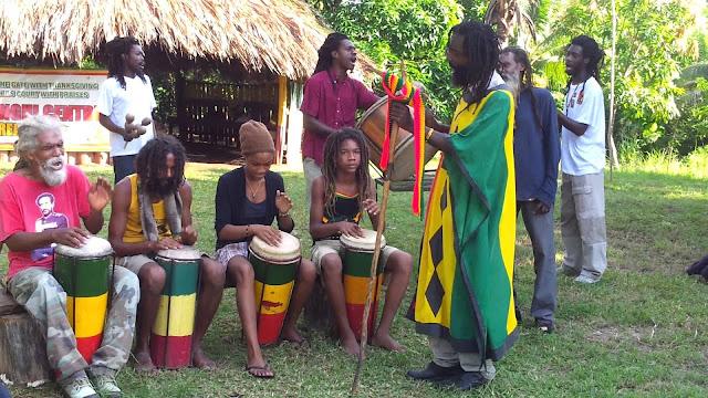 Musik Rastafarian - Nyabingi