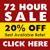 72 Hour Sale - Metro Hotels Accommodation