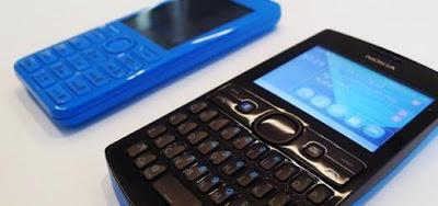 nokiaasha206 Inilah Keistimewaan Nokia Asha 205 dan 206 Harga Dan Spesifikasi