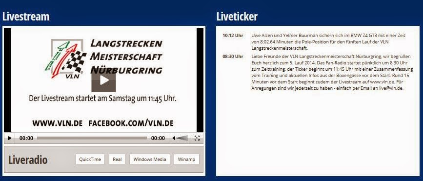 VLN Live