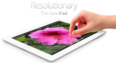 Official: The new iPad!