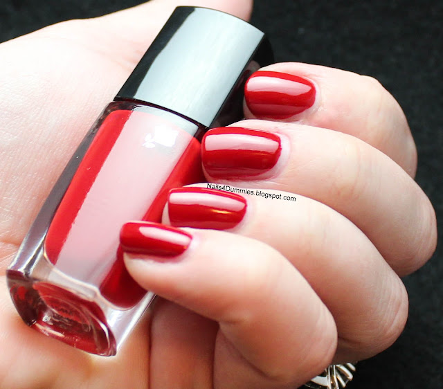 Nails4Dummies - Lancome Miss Coquelicot