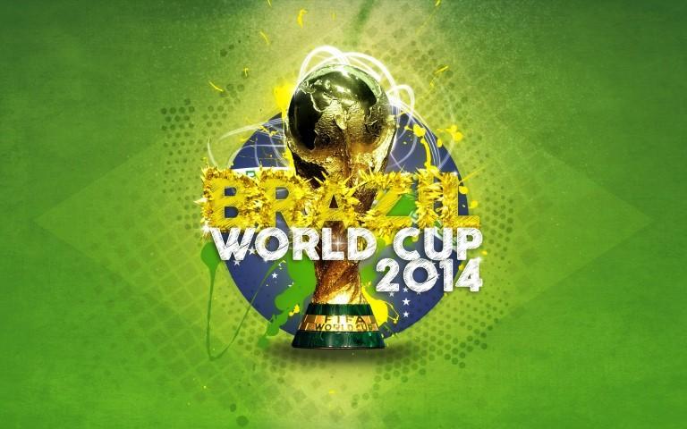 2014 Brezilya Dünya Kupası HD Masaüstü Resimleri
