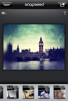 برنامج تعديل الصور للكمبيوتر Snapseed للايفون والاندرويد