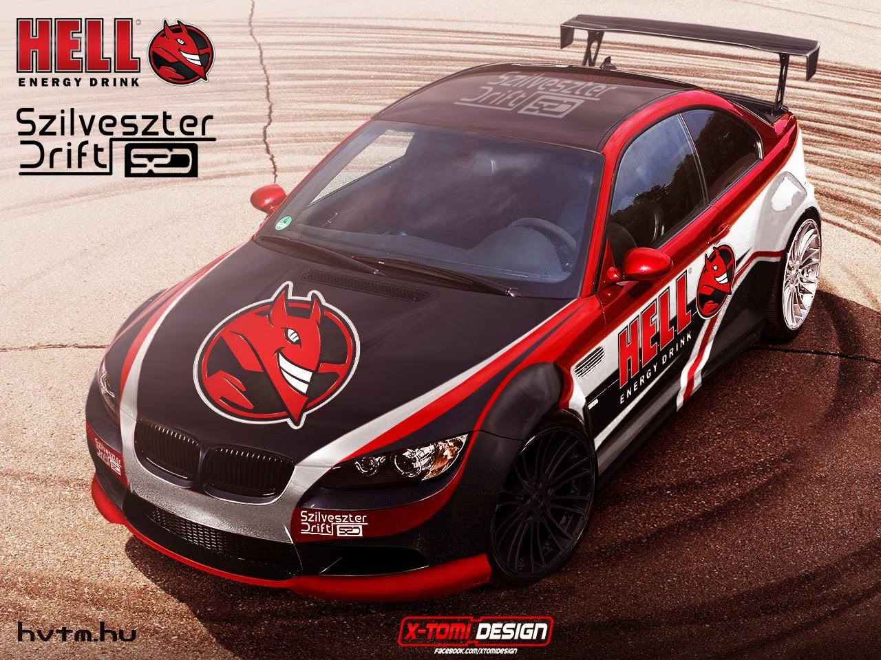 X Tomi Design Bmw Drift Car
