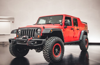 2015 Jeep Safari Concept