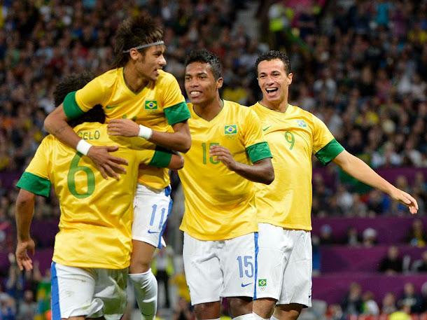 Vamos torcer juntos pela medalha inédita da nossa seleção brasileira?