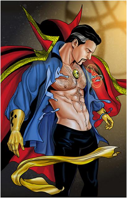 Dr. Sinistro Gay