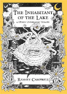 The Inhabitant of the Lake & Other Unwelcome Tenants, 2011, copertina