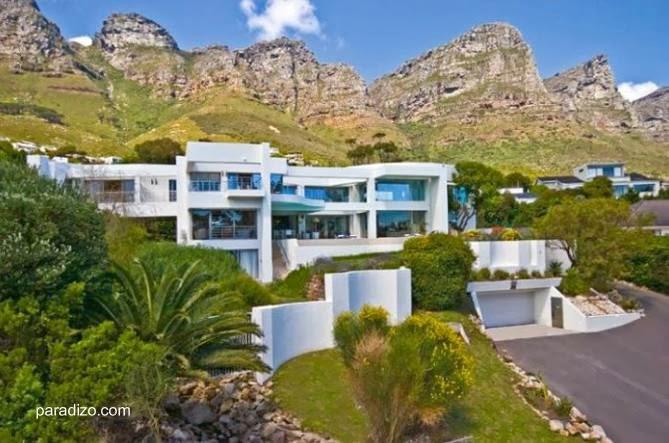 Residencia contemporánea en Ciudad del Cabo