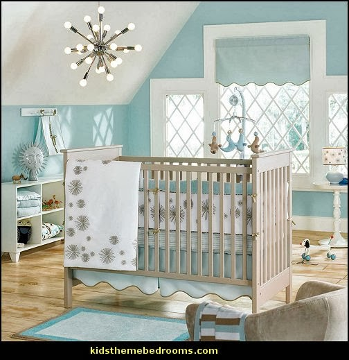 Decorating theme bedrooms maries manor baby bedrooms for Modern nursery decor