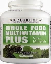 Whole Foods Multivitamin PLUS 3 Pack
