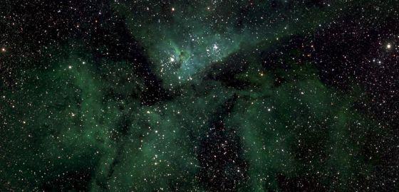 Imagen astronómica más grande hecha hasta la fecha.