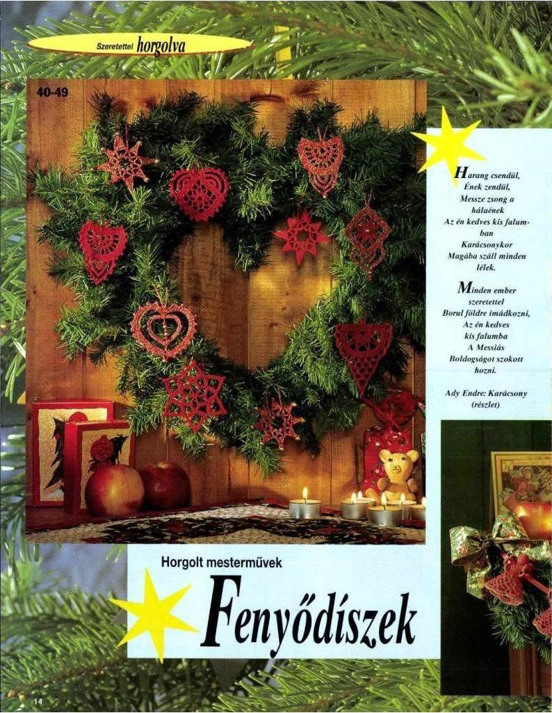 Burda Special. Венгерское издание. Рождественский выпуск