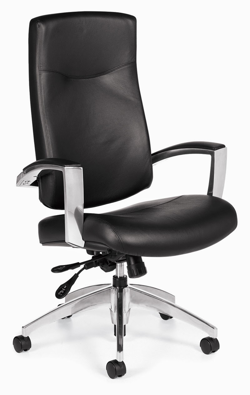 Global Karizma Mock Leather Office Chair