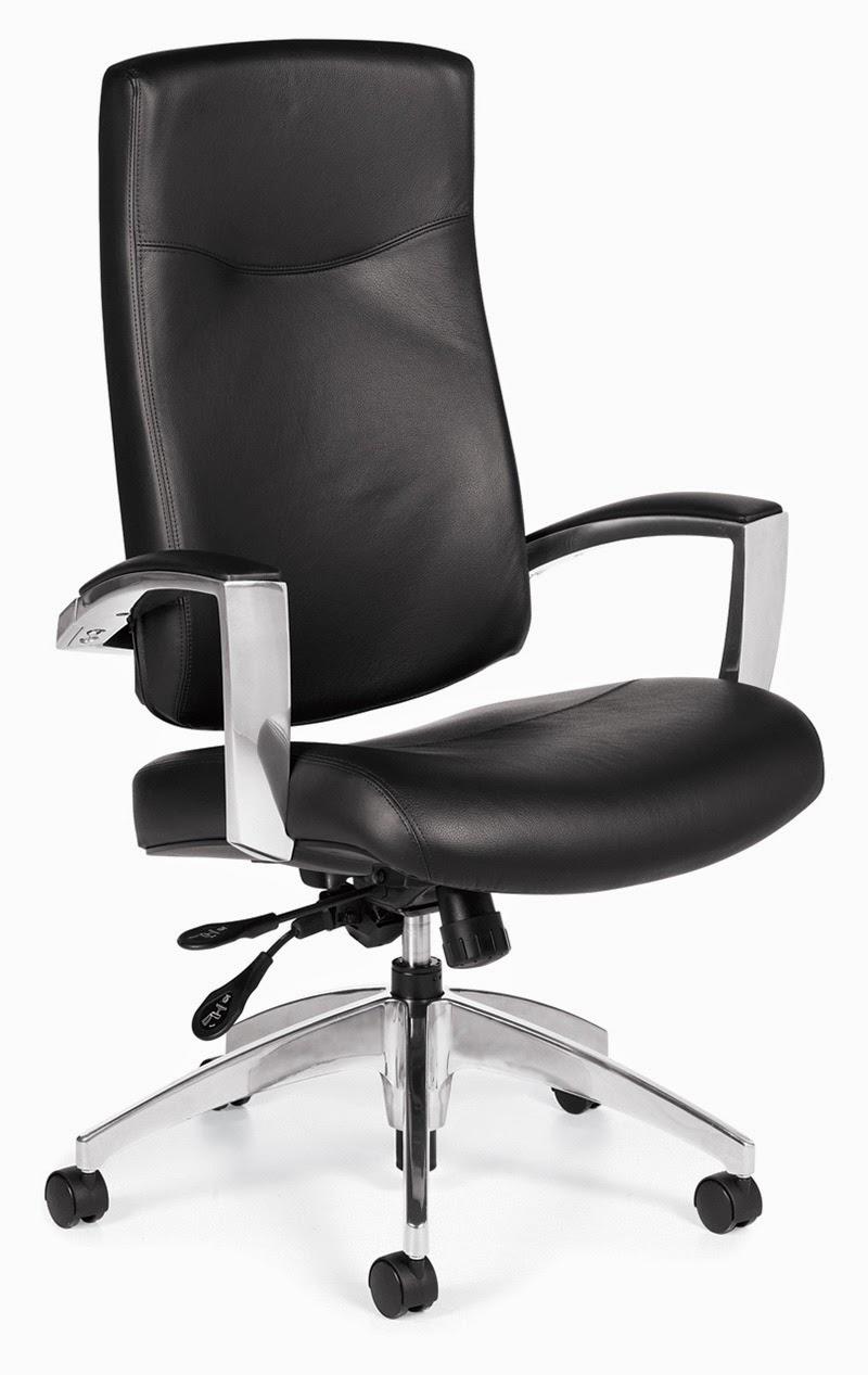 Global Karizma Mock Leather Office Chair