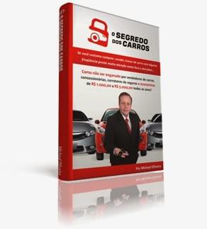 Descubra os segredos de como não ser enganado por vendedores de carros, corretores, concessionárias, mecânicos e economizar de R$ 1.000,00 a R$ 5.000,00 todos os anos!
