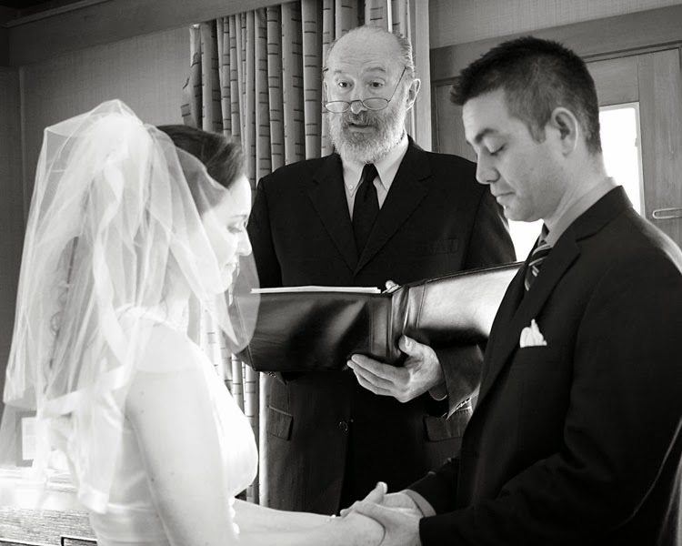 Salish Lodge and Spa hosts Joe & Michelle's wedding - Kent Buttars, A Heavenly Ceremony