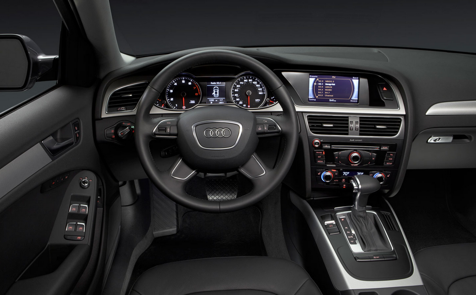 Audi A4 2015 Release Date UK