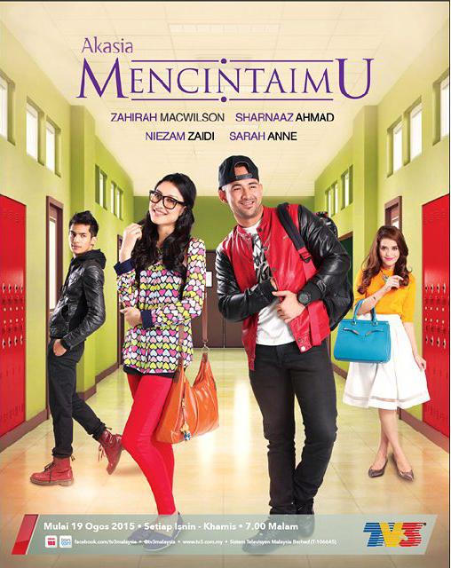 Sinopsis Mencintaimu Slot Akasia TV3