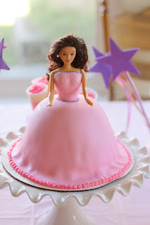 princess party, princess cake, pampered chef batter bowl