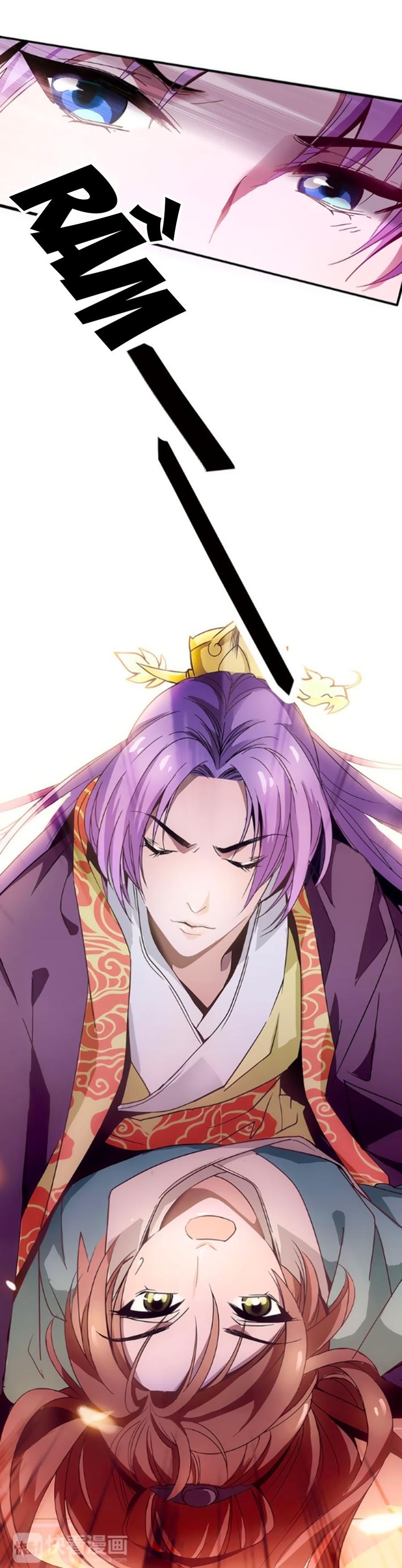 Hoàng Thượng! Hãy Sủng Ái Ta Đi! Chap 5