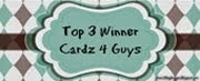 Cardz 4 Guyz Top 3 (#4 & #76)