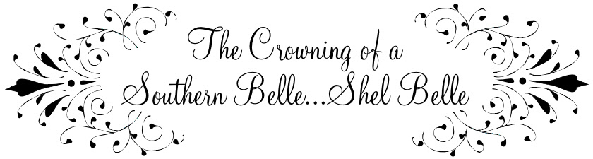 The Crowning of a Southern Belle  ......Shel Belle