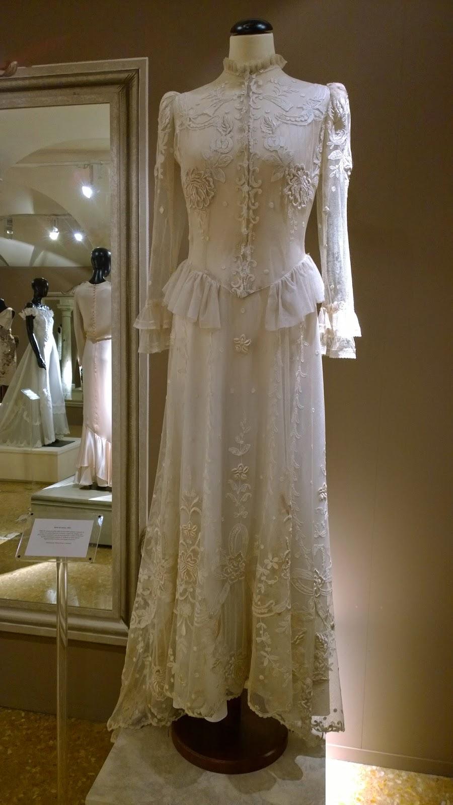 Wedding dress - 1905